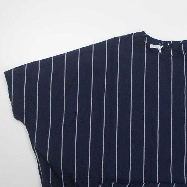 ichi イチ コットンリネンストライプワンピース レディース ワンピース ロング ストライプ 通販 (品番181110)