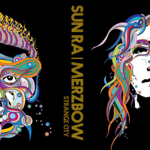 SUN RA | MERZBOW - Strange City CD - 画像1