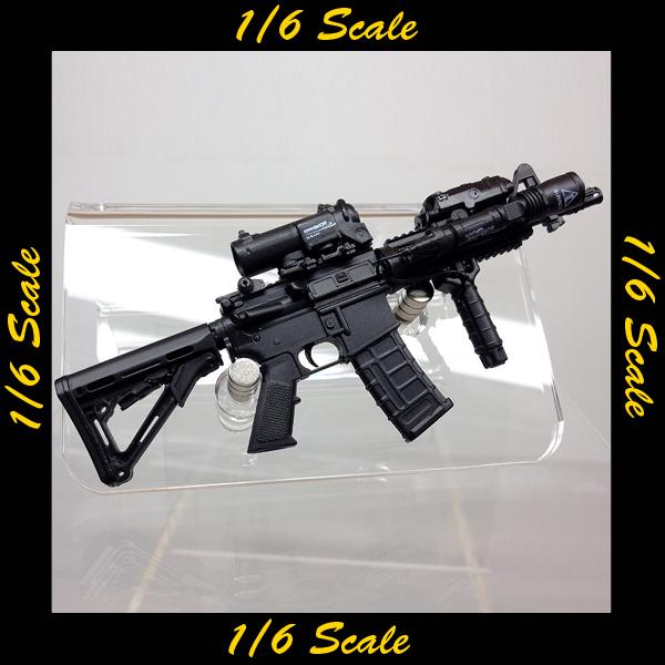 【01087】 Mini Times SEAL UDT M4 ライフル