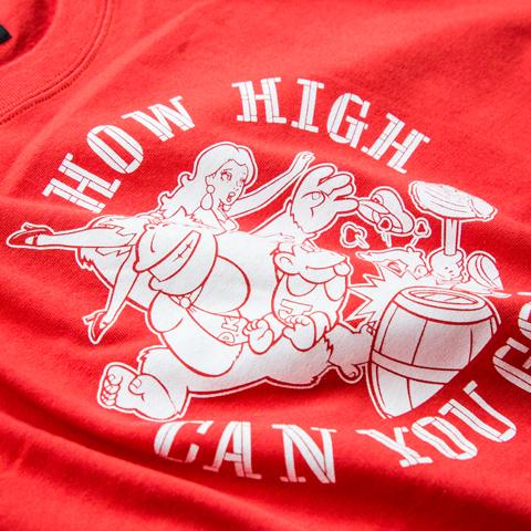 ドンキーコング (GB) / HOW HIGH CAN YOU GO? (RED) / THE KING OF GAMES