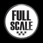ドームバッジ(CD0326 - SIGN FULL SCALE - WHITE) - 画像1