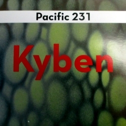 PACIFIC 231 - Kyben CD - 画像1