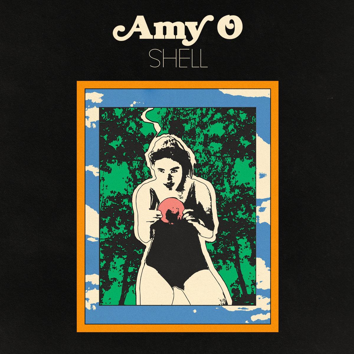 Amy O / Shell(Ltd LP)