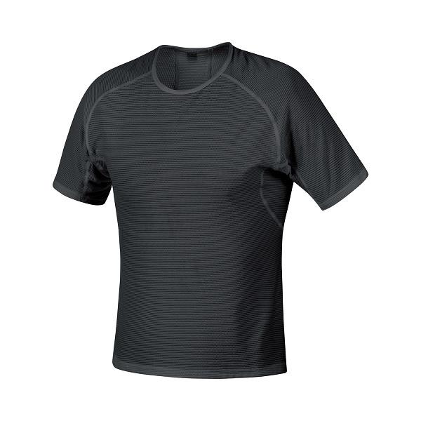 GORE(ゴア) メンズ BASE LAYER  SHIRT M ベース レイヤー シャツ