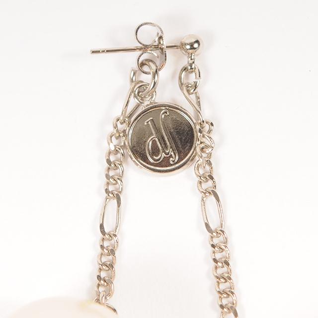 df19SM-J01 PEARL SWING PIERCE-S (silver)