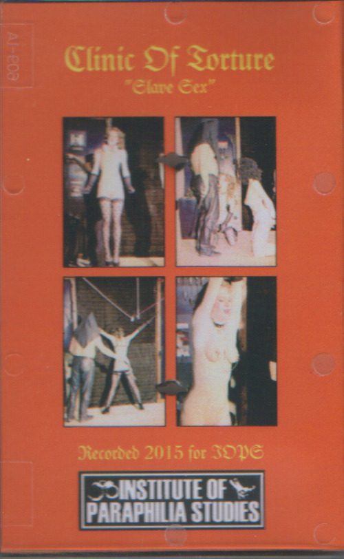 CLINIC OF TORTURE - S1ave Sex.  tape - 画像2