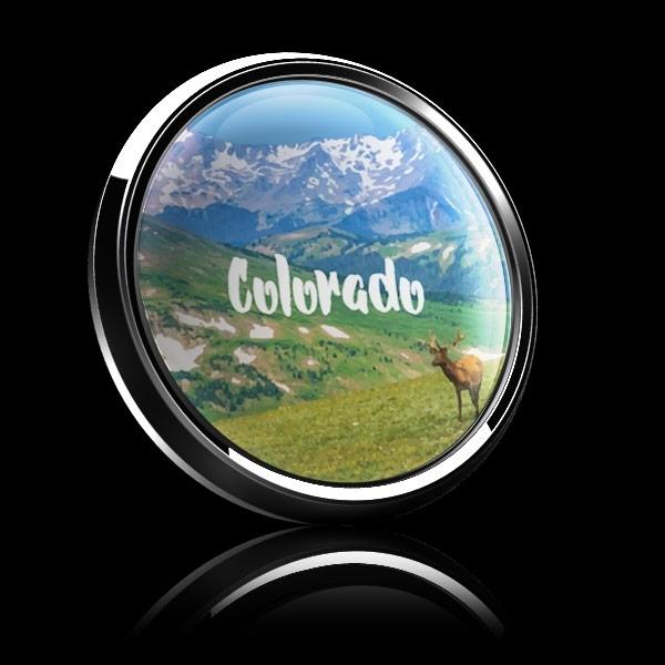 ゴーバッジ(ドーム)(CD1078 - COLORADO) - 画像4