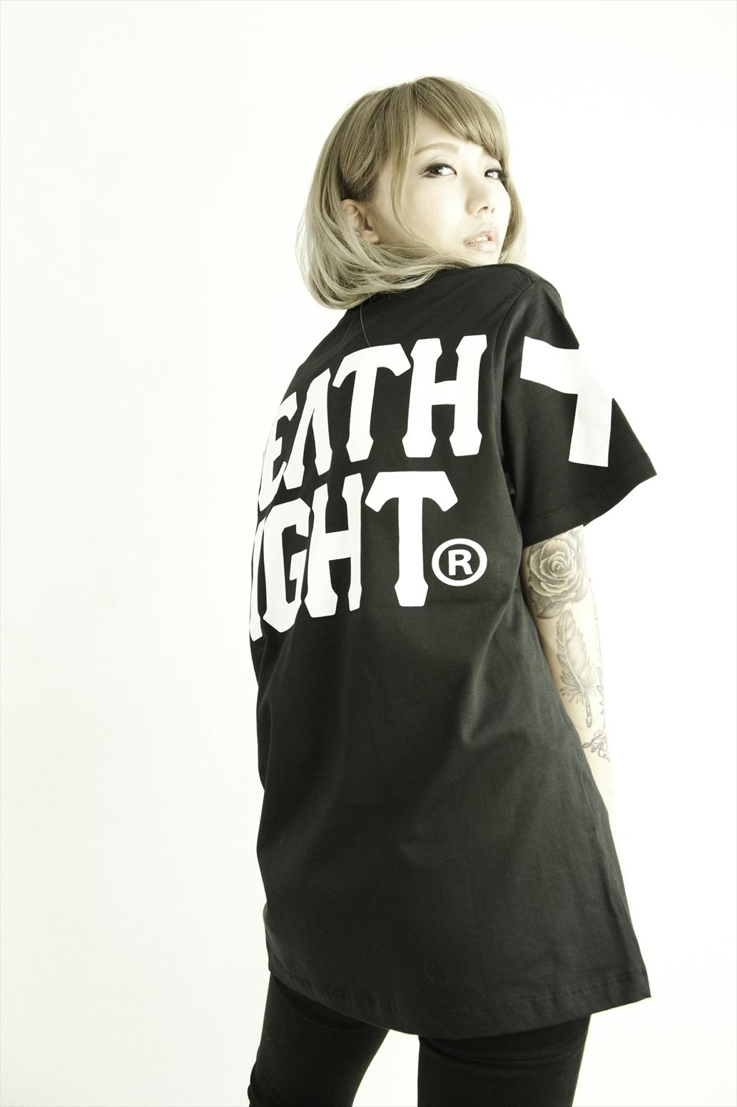 deathsight 17S TEES / BLACK - 画像4