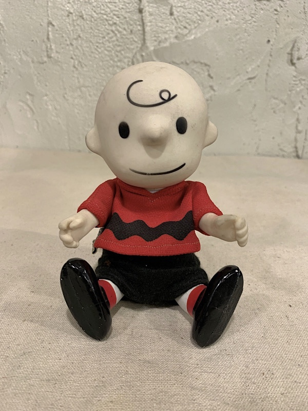 """Sold out!! POCKET DOLE """" PEANUTS CHARLIE BROWN """""""
