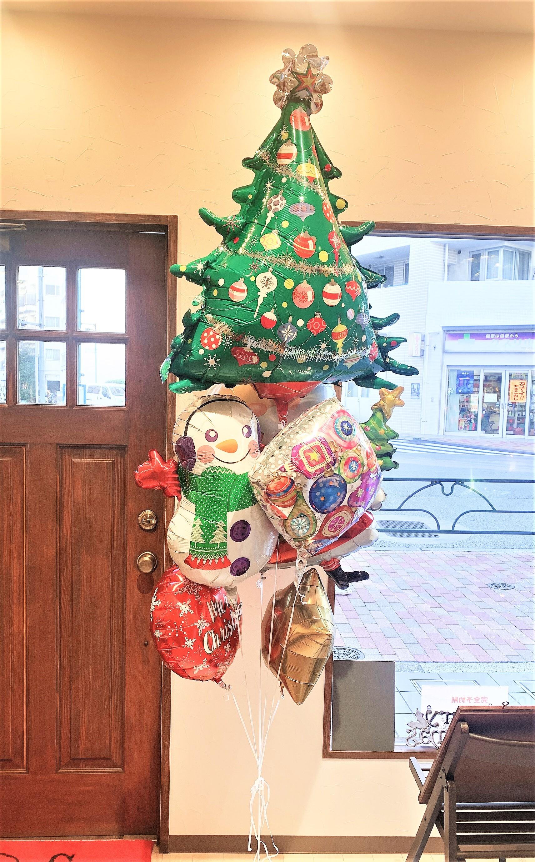 クリスマスツリーセット