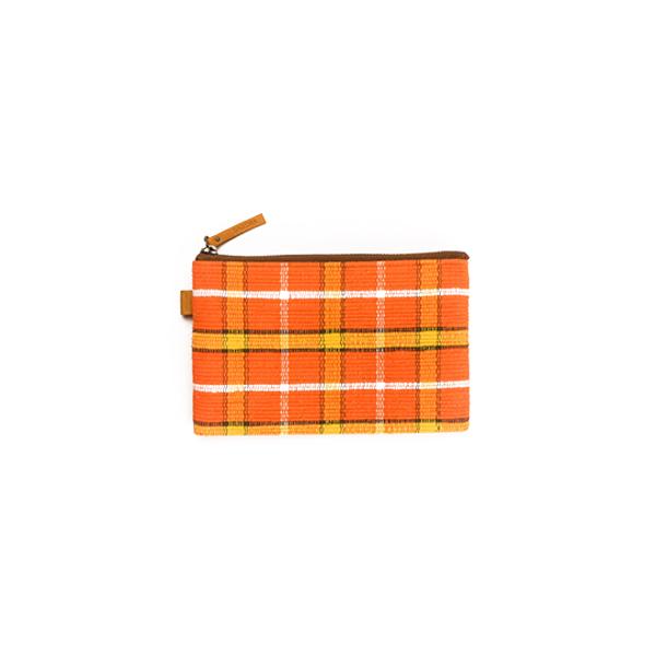 POUCHI SMALL / Orange × Yellow : 2110100100109