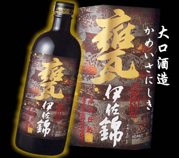 【大口酒造】甕伊佐錦 720ML
