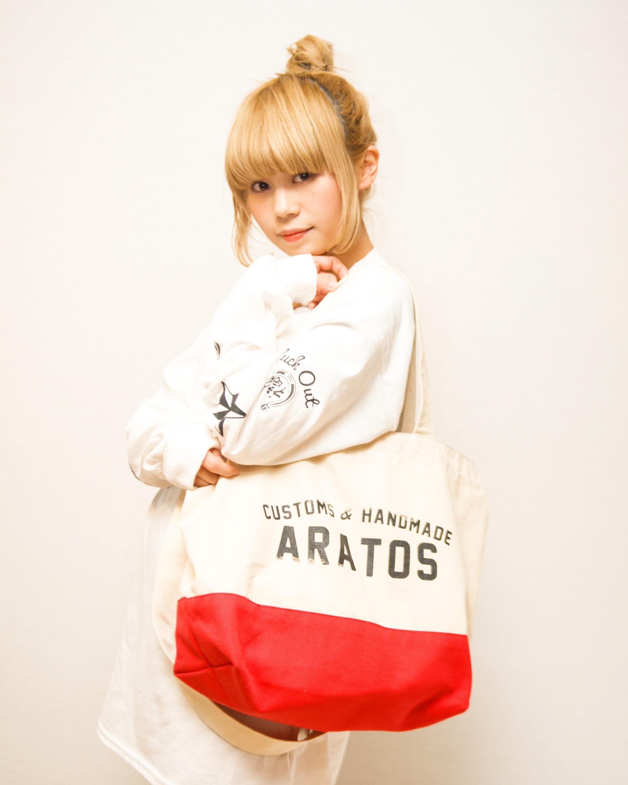 Aratos Canvas Bag(Big One)