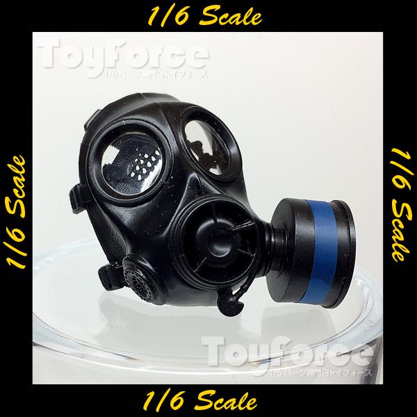 【03910】 1/6 ジャンク ガスマスク