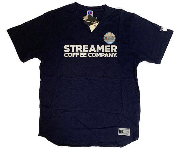 STREAMER×SHIELDS Tシャツ