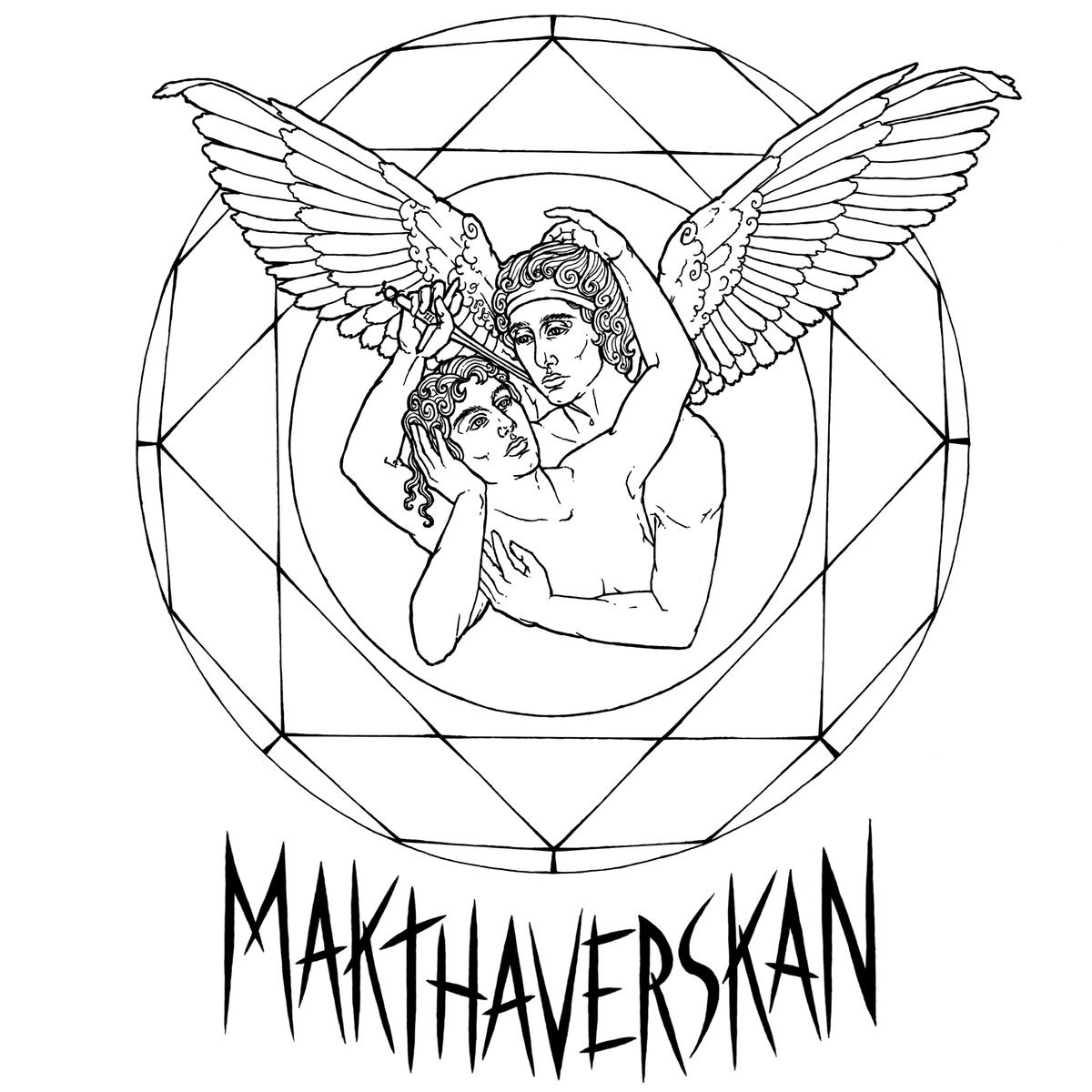 Makthaverskan / Ⅲ (1500 Ltd LP)