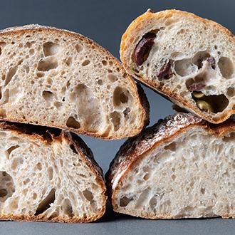 【Blanc a la maison】料理とワインに寄り添う7種の新麦ハードパンセット