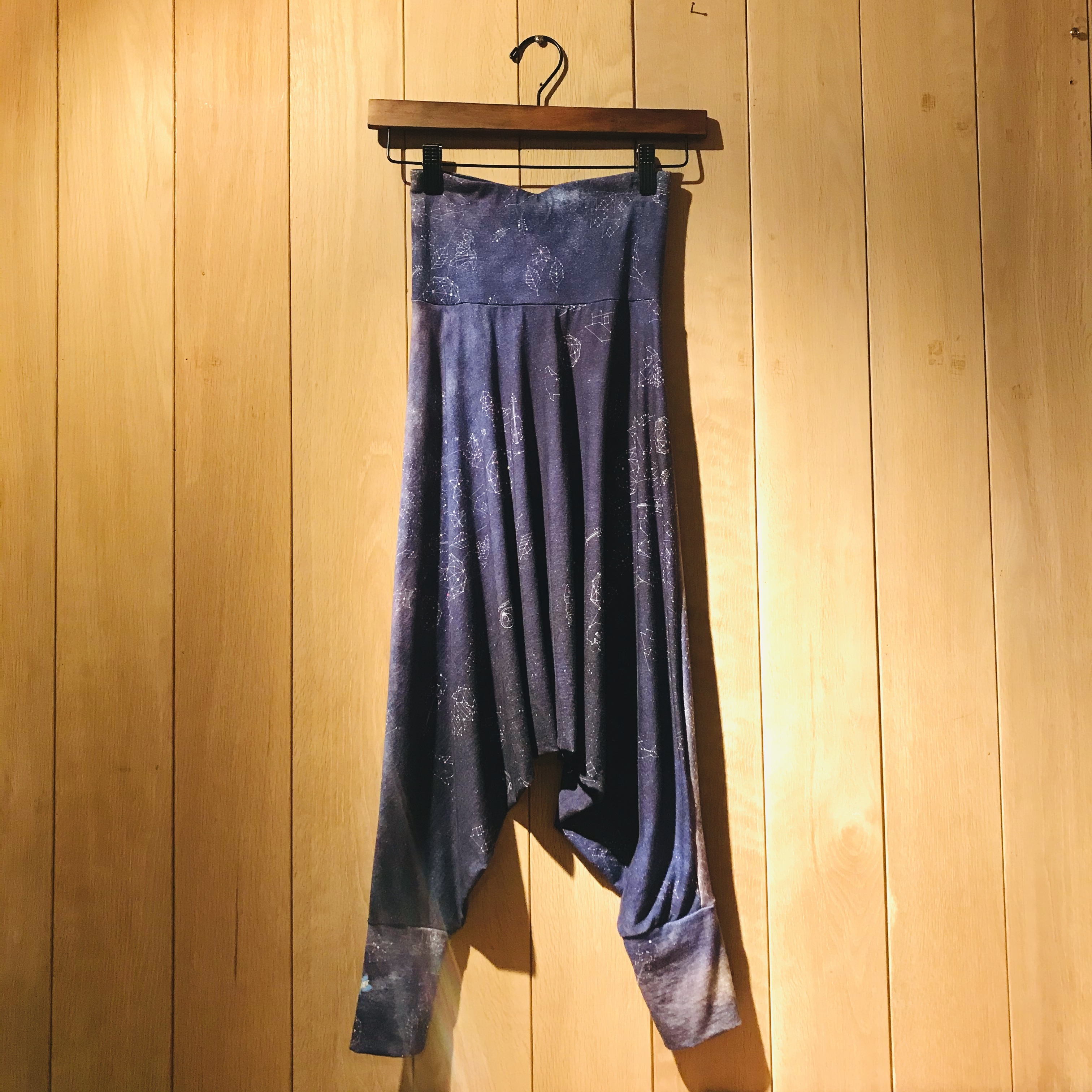 BISOWA PANTS【SPACE NAVY】(Kids Size/130)