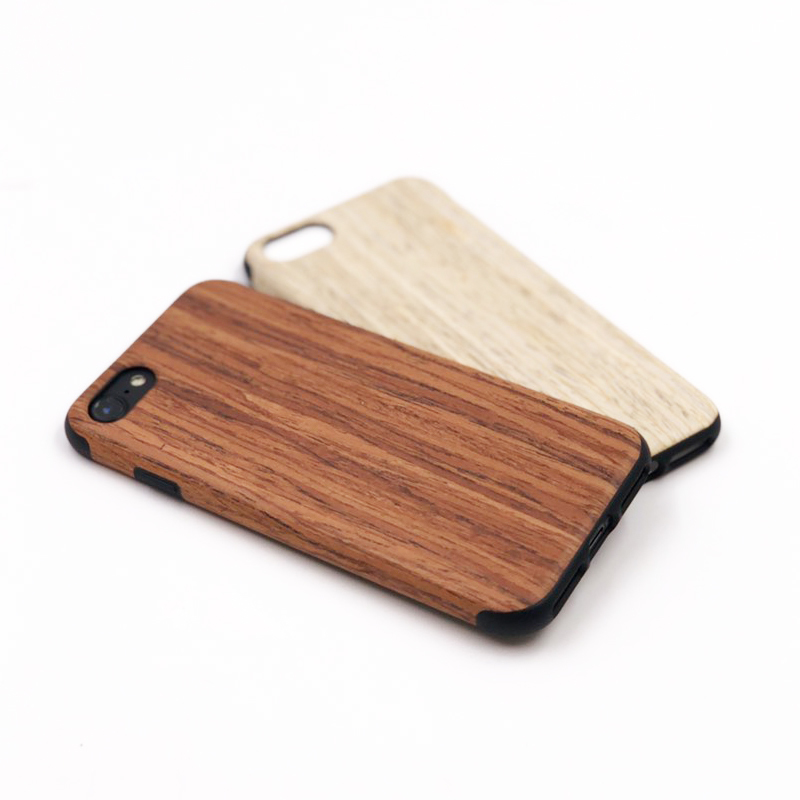 "TPU CASE ""WOOD"" for iPhone8/7"