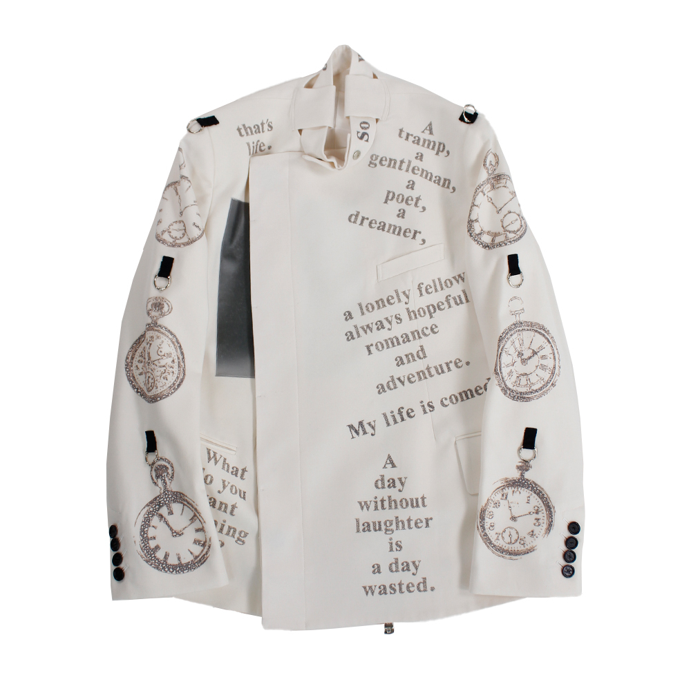 TAKAHIROMIYASHITA THE SOLOIST Strap Jacket