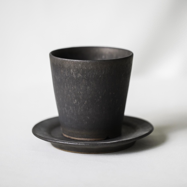 Basic Pot(黒錆)※SMALL(SAMPLE)