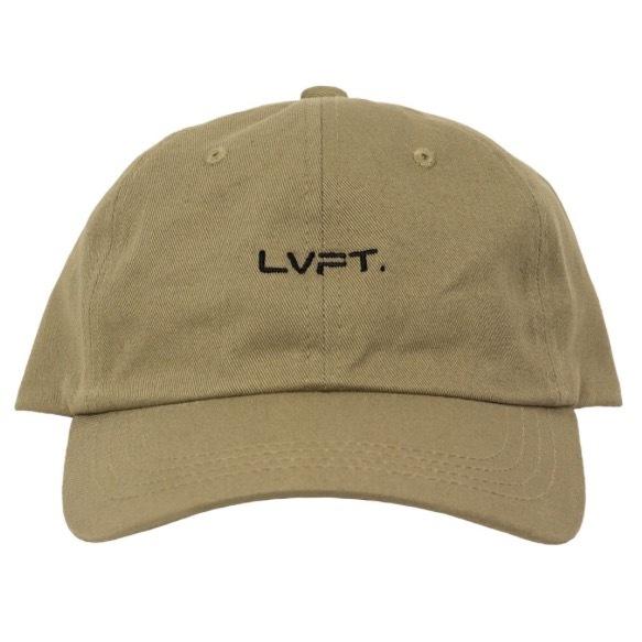 LIVE FIT Cap- Khaki