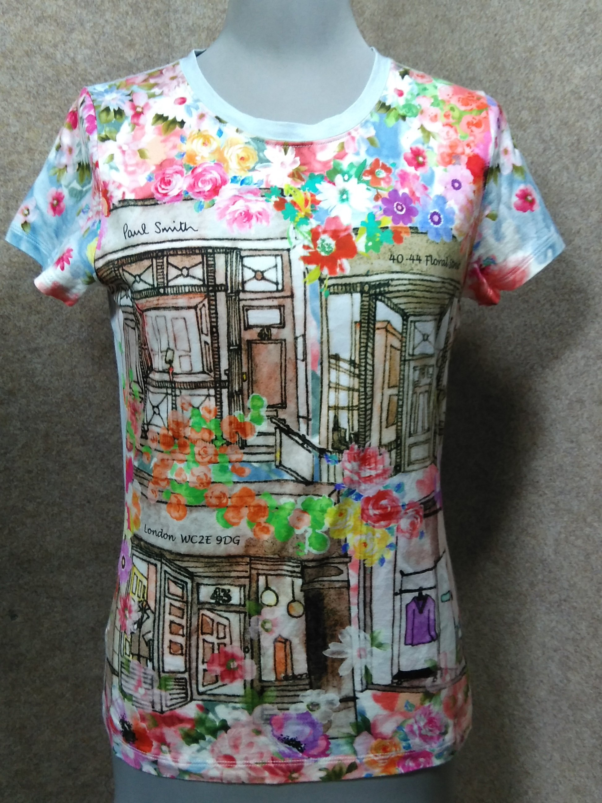 ポールスミス Paul Smith Tシャツ M u1329j