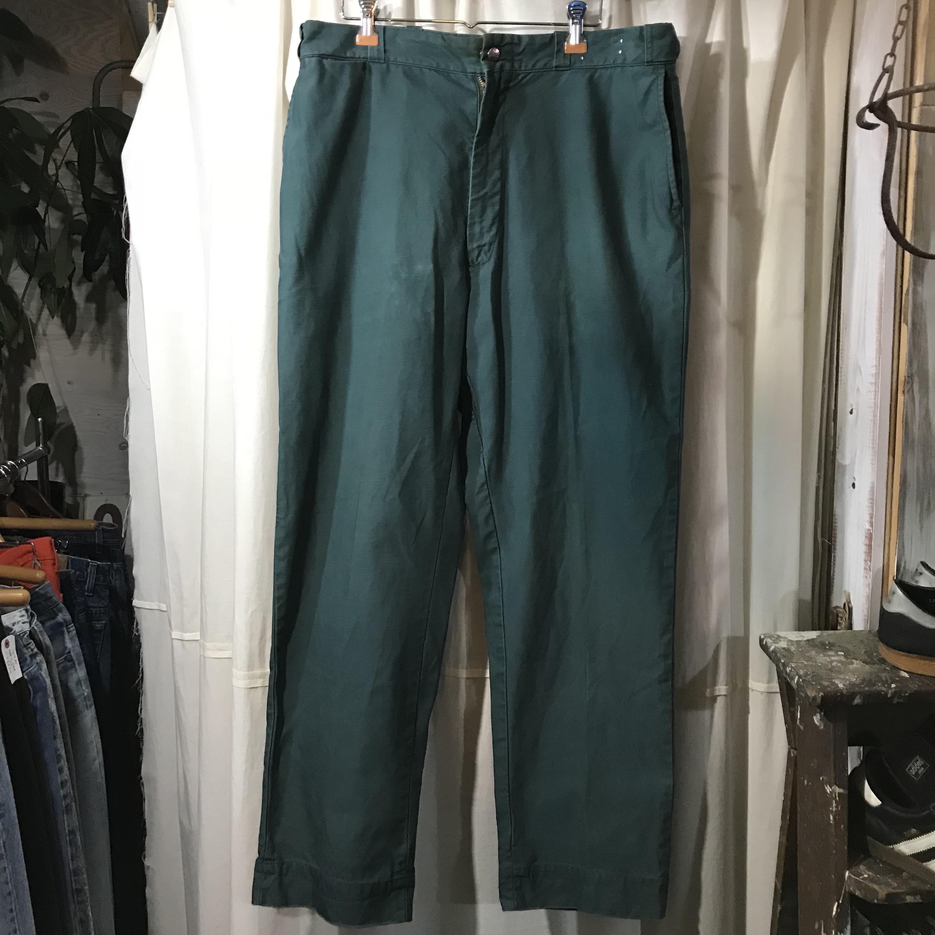 60's vintage Sears MOUNTAIN CLOTH シアーズマウンテンクロース ワークパンツ W36