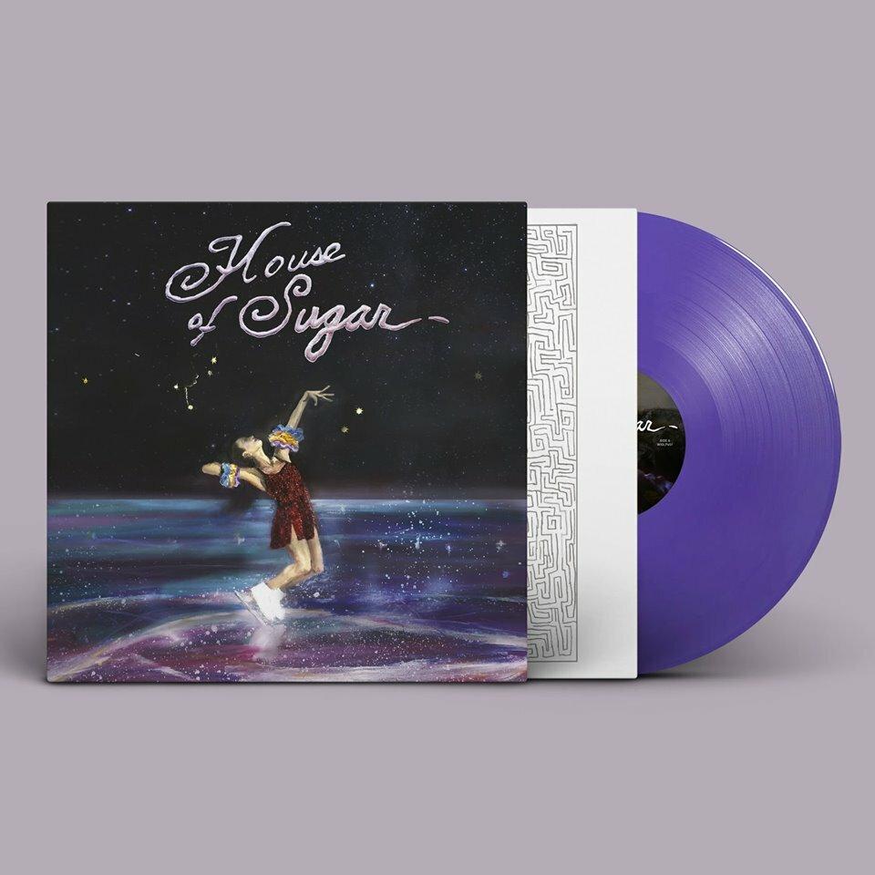 (Sandy) Alex G / House of Sugar(Ltd Purple LP)