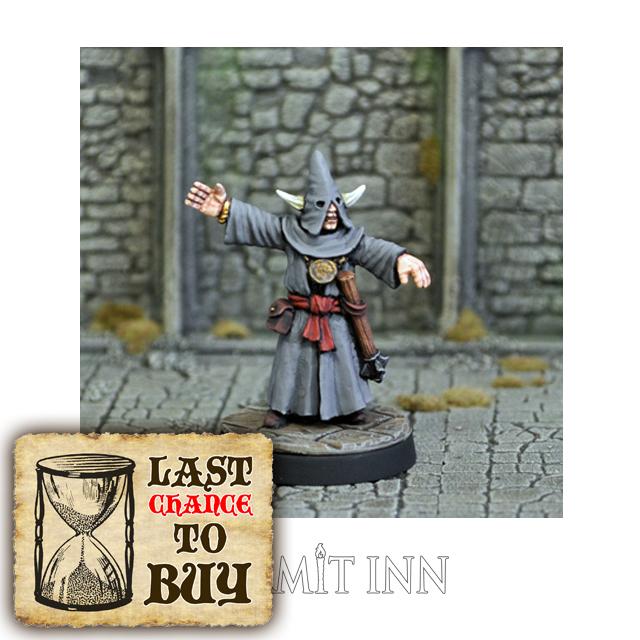 邪教の司祭 - 画像1