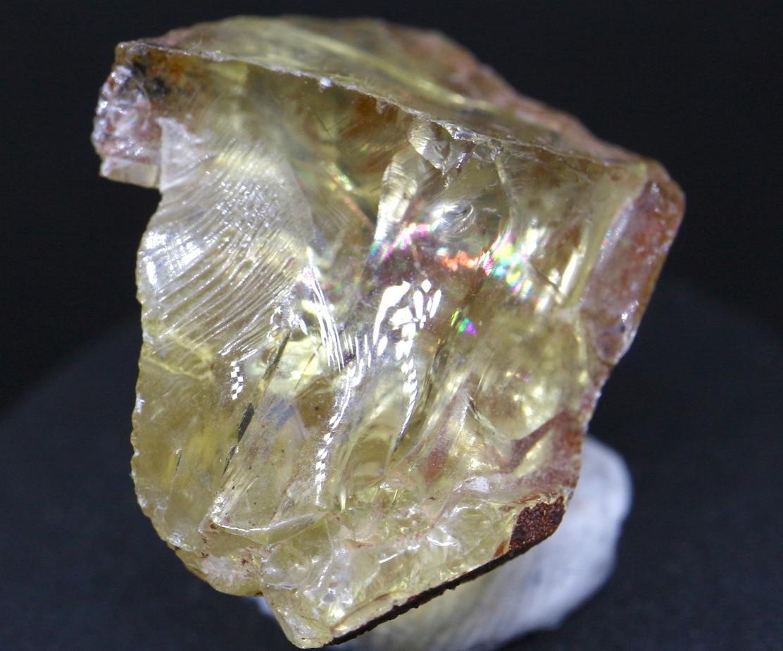 オレゴン サンストーン  4,6g SUN032  鉱物 天然石 原石