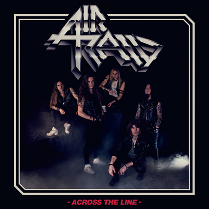 "AIR RAID ""Across The Line"""