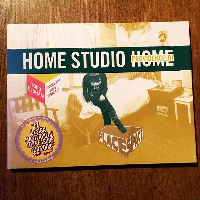 住まい・インテリアの本「Home, Studio Home: Providence, Ri/Todd Oldham」 - 画像1