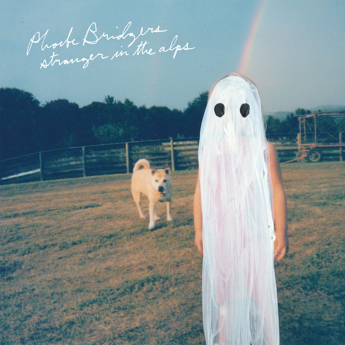 Phoebe Bridgers / Stranger in the Alps(CD)