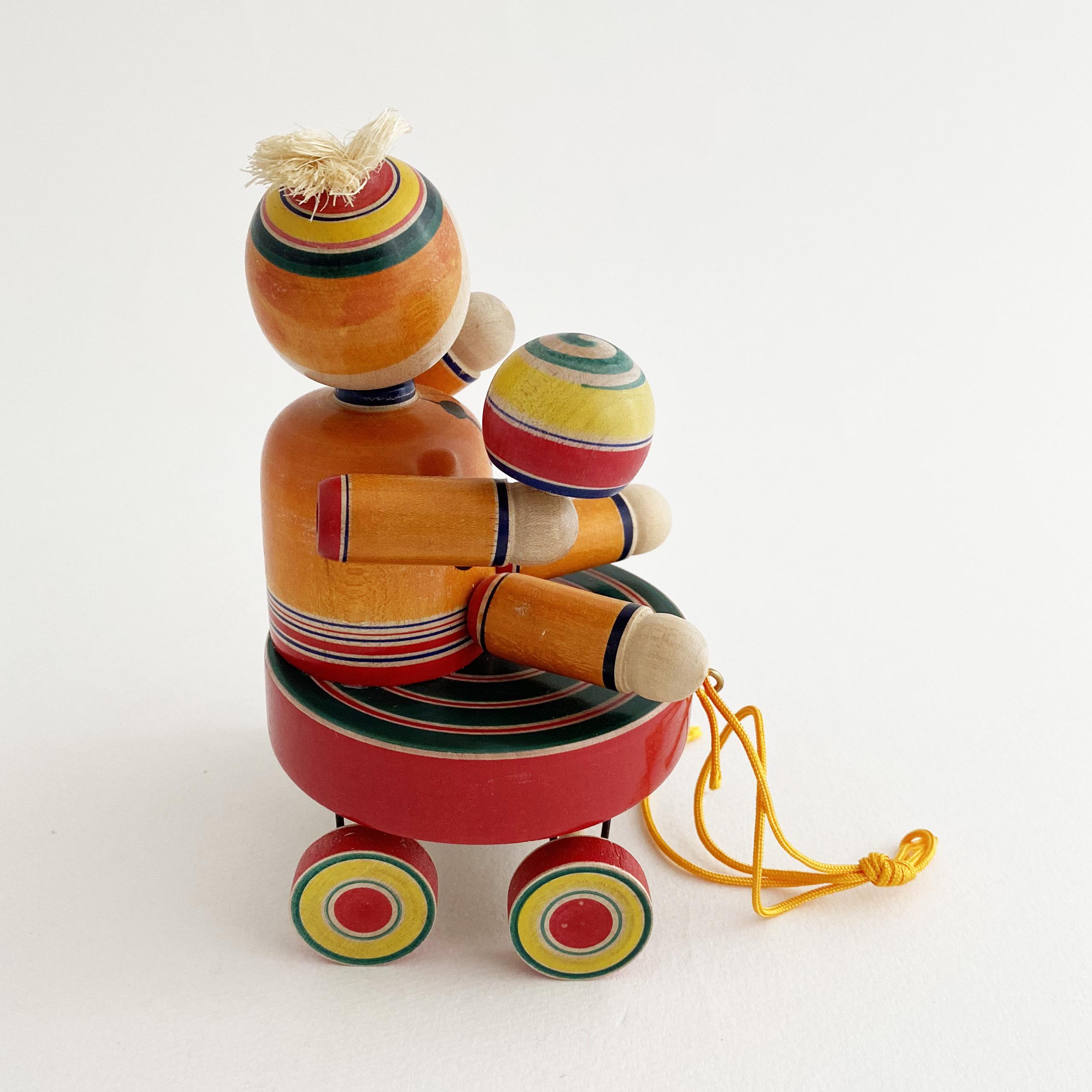 蔦玩具「正ちゃんのだだっ子」