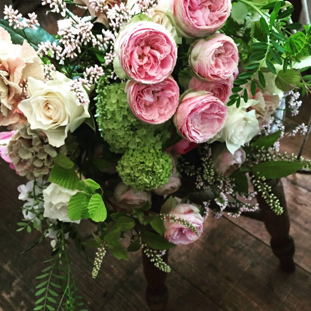 Bouquet champêtre 「Claire」 (シャンペトルブーケ)