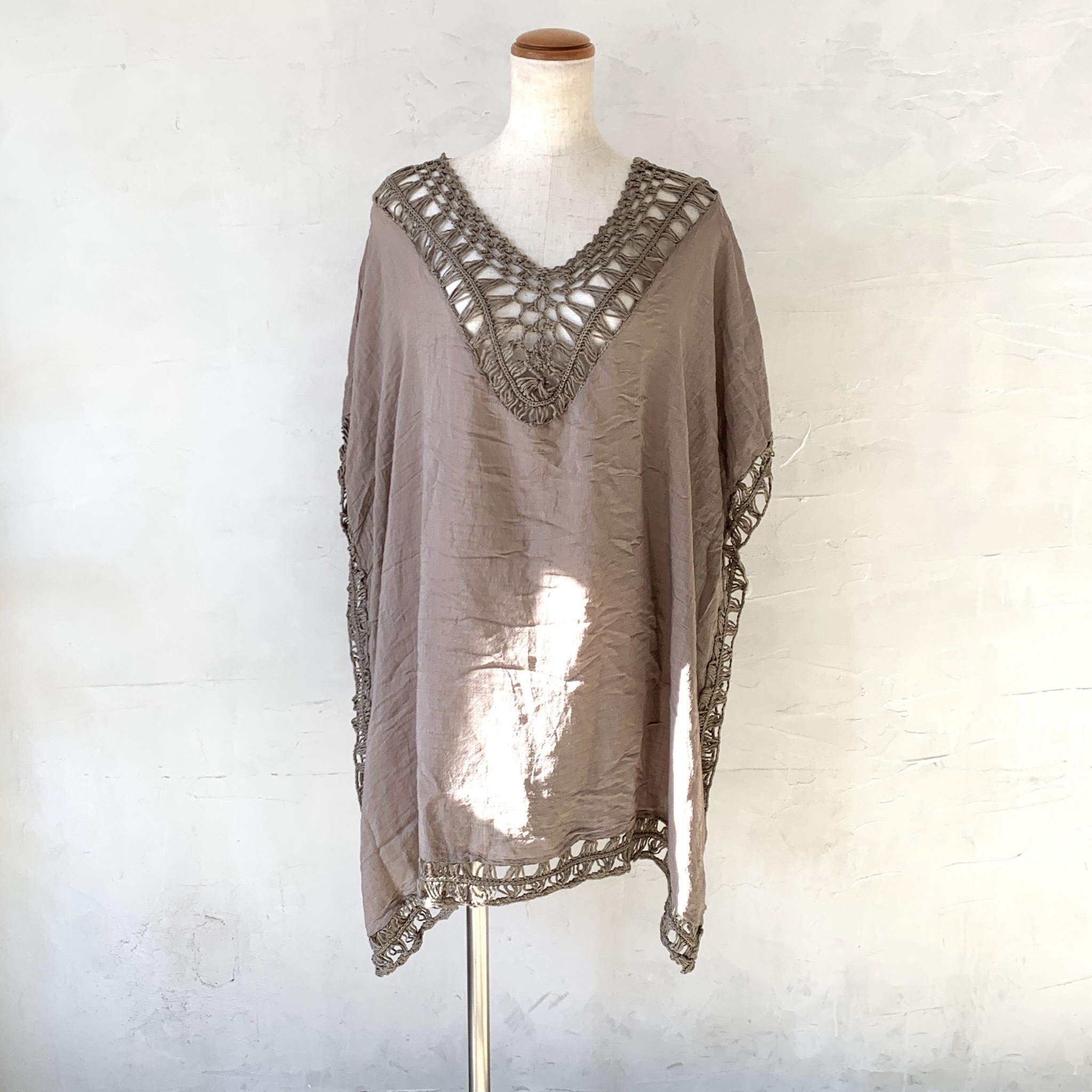 Poncho Top BR