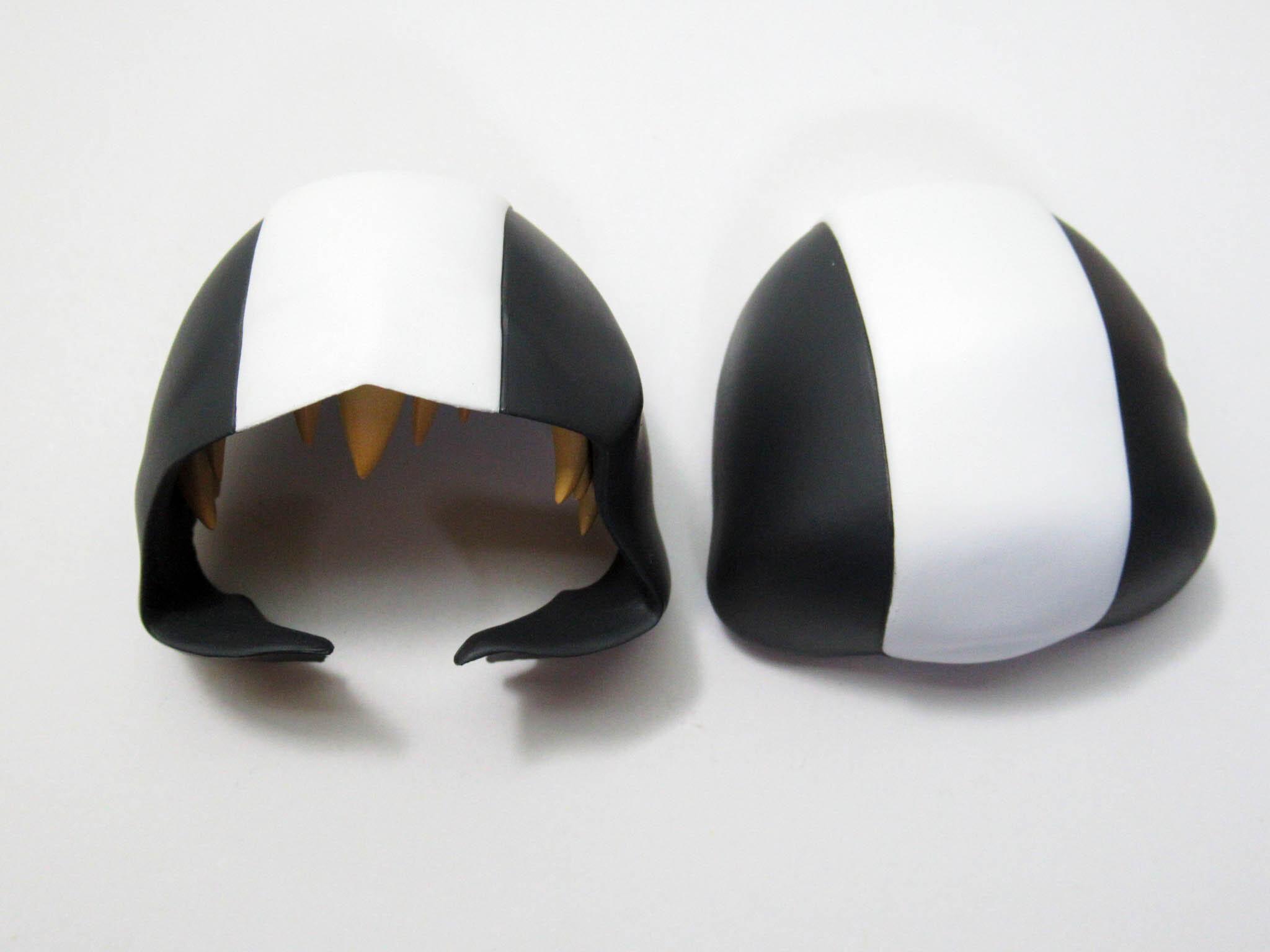 【842DX】 セイバー(プロトタイプ)霊基再臨 Ver. 髪パーツ フード付きショート ねんどろいど