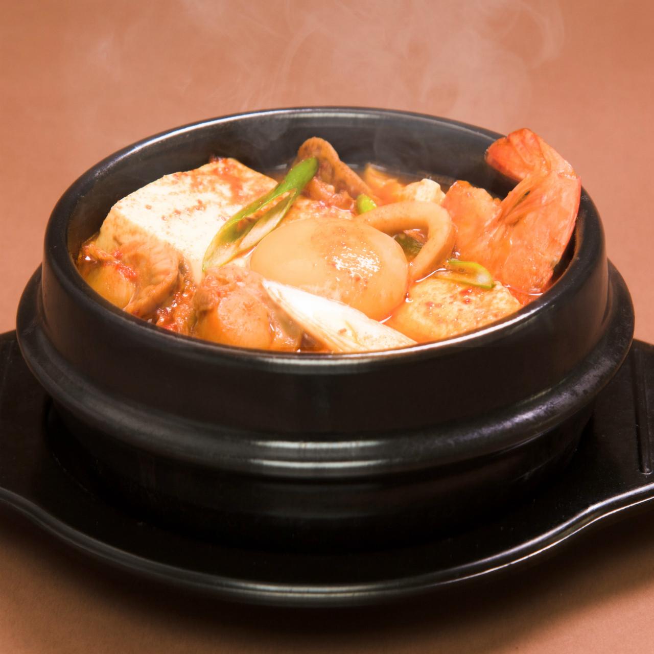 韓国 スープ