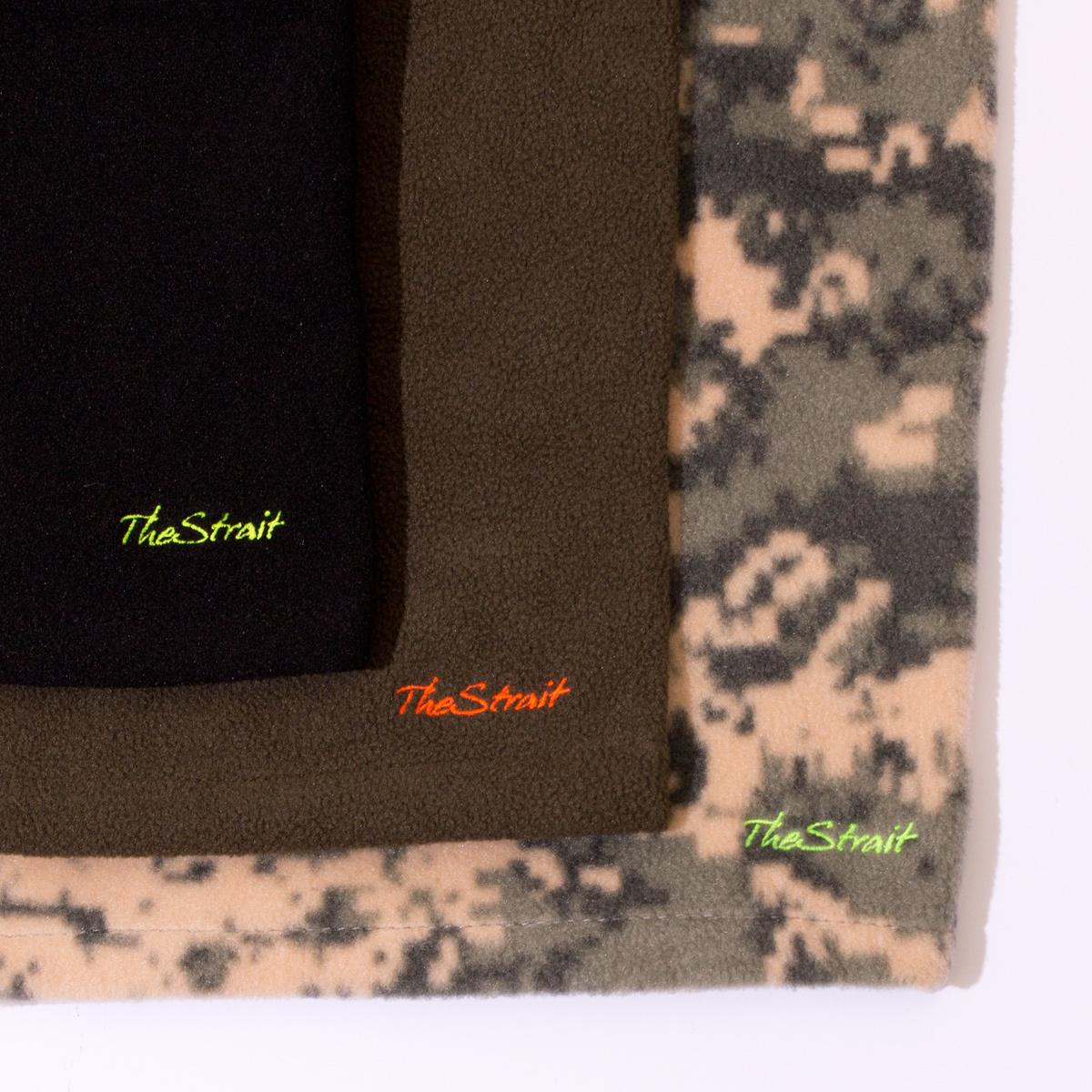 Polar Fleece Adjustable Balaclava #CAMO