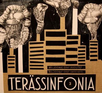 V.A. -  TERÄSSINFONIA vol. 2 (CD)