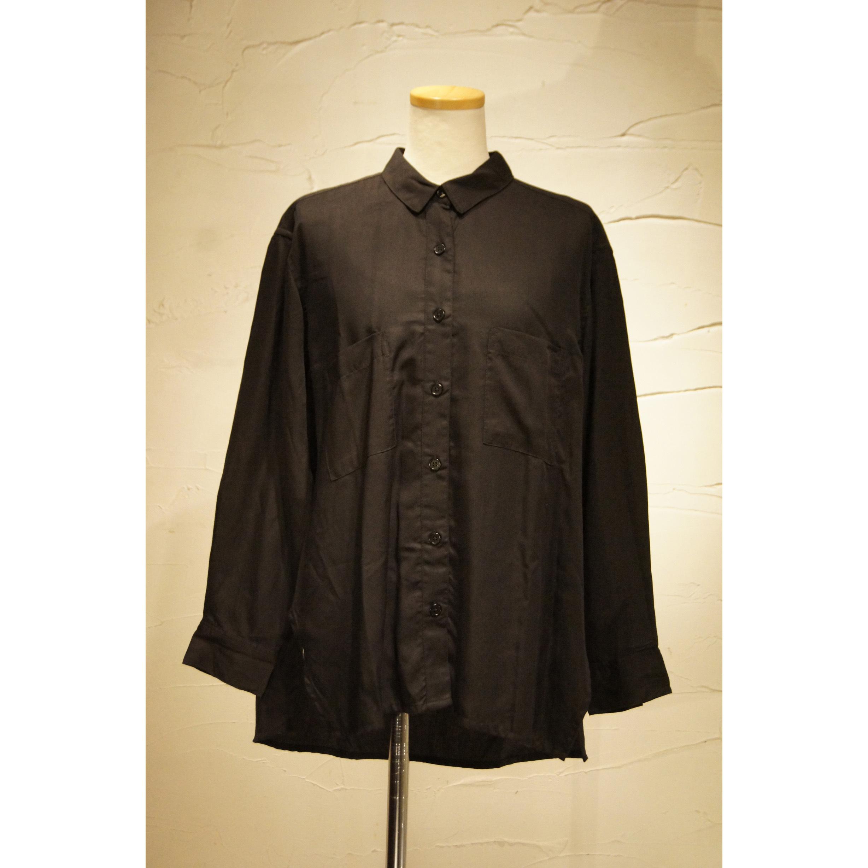 【ピープルツリー】サイドスリットシャツ 190134
