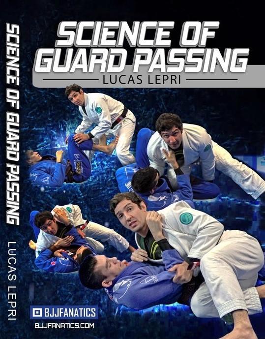 ルーカス・レプリ パスガードの科学 DVD4枚セット|ブラジリアン柔術テクニック教則