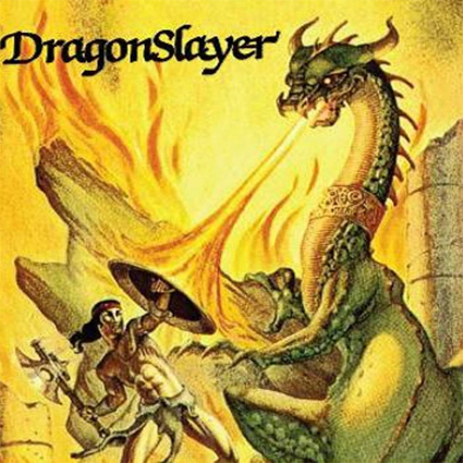 "DRAGONSLAYER ""Dragonslayer"" (輸入盤)"