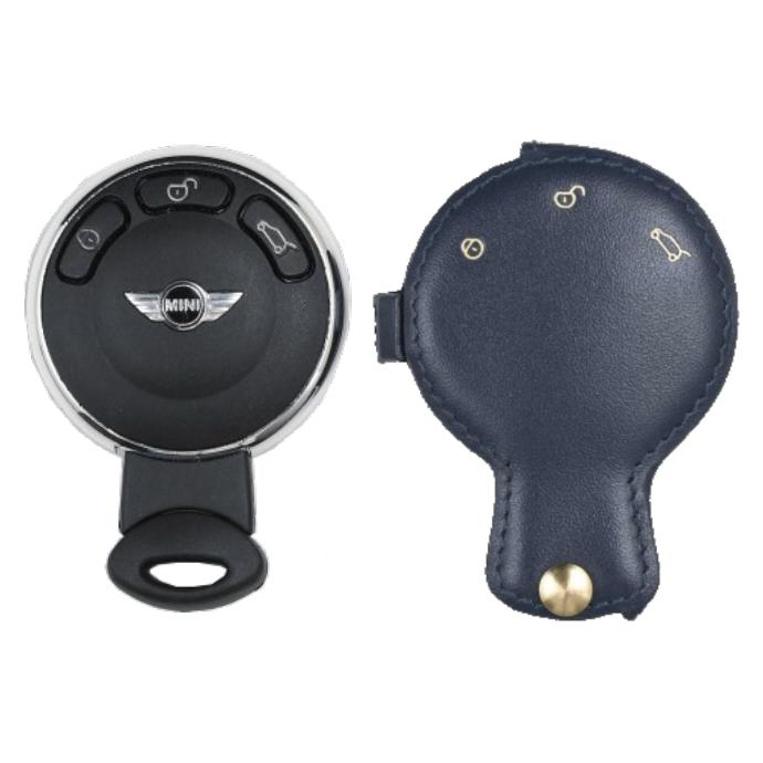 BMW 専用 TypeMINI-2 Car Key Case Shrink Leather Case