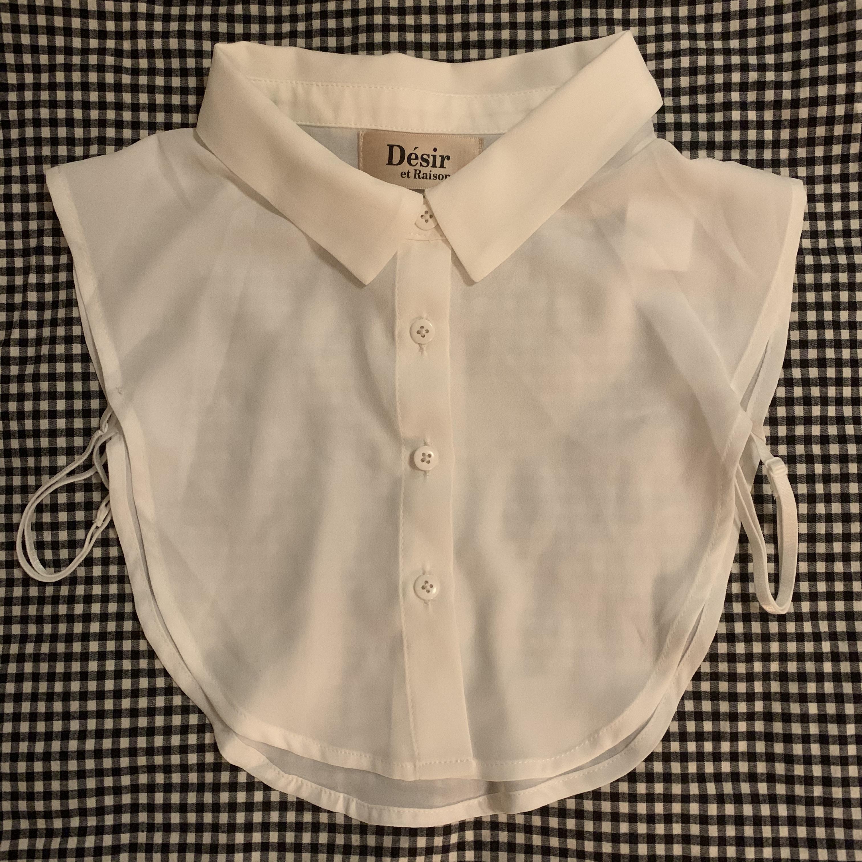 【Désir original】detachable collar