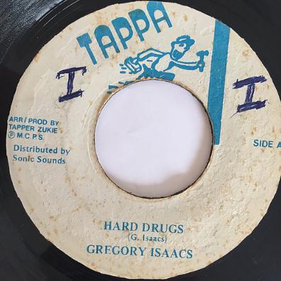 Gregory Isaacs(グレゴリーアイザックス) - Hard Drugs【7'】