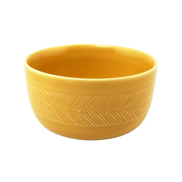 BIRDS' WORDS Tabletop Bowl 11cm yellow