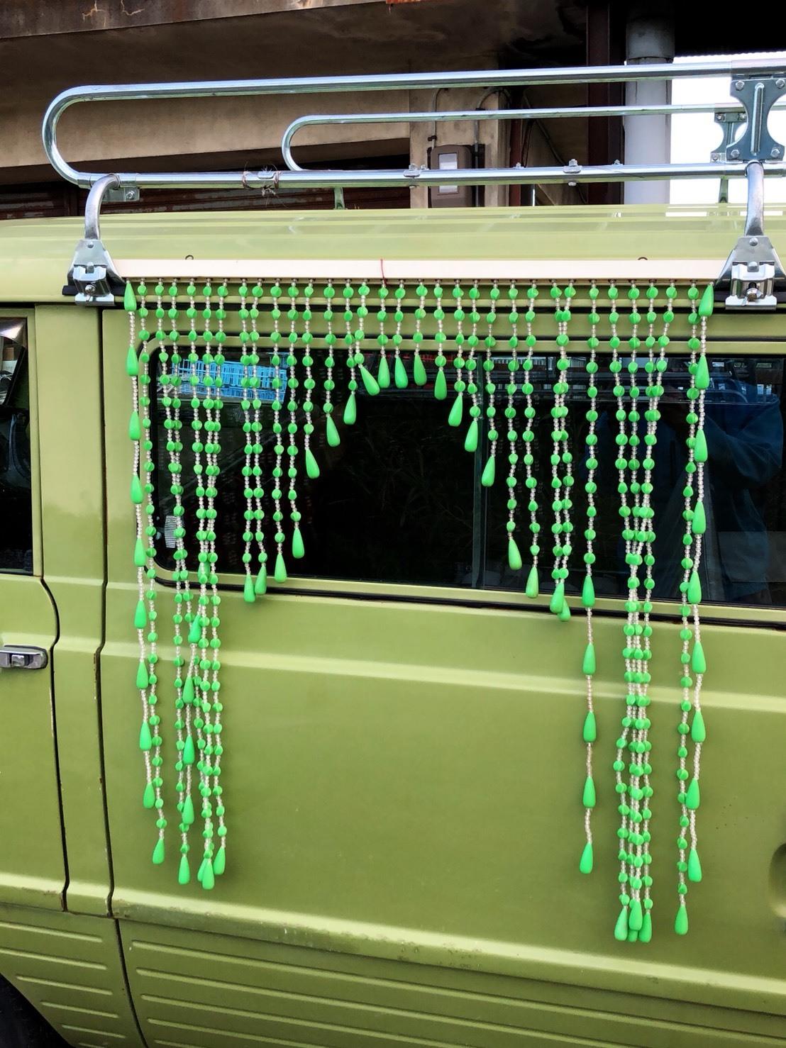 緑のジャラジャラ