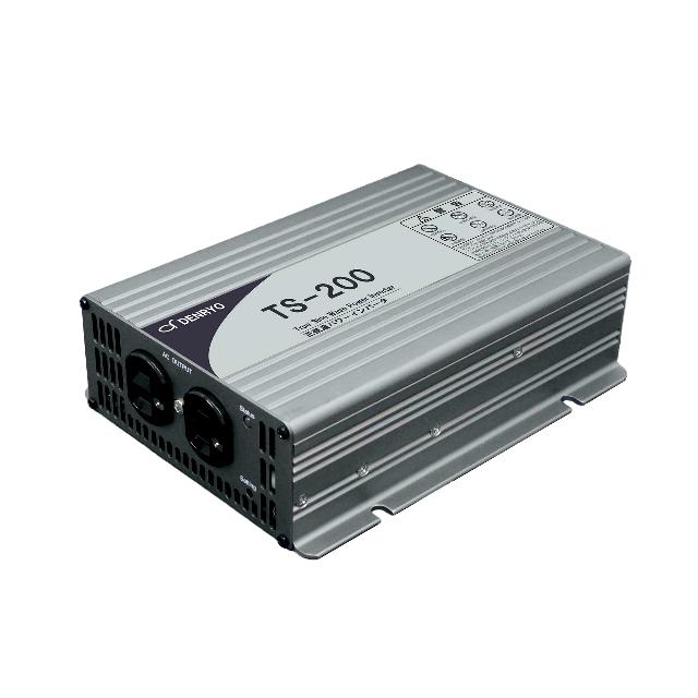 正弦波インバーター TS-200-112A DENRYO(電菱) TSシリーズ